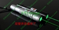 OX-G40  200MW focusable green laser pointer torch light cigars free shipping