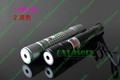 OX-G40  200MW focusable green laser pointer torch light cigars free shipping 2