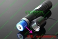 OX-G40  200MW focusable green laser pointer torch light cigars free shipping 5