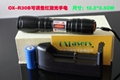 200mw underwater focusable red laser pointer burning torch free shipping