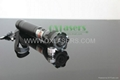 oxlasers new focusable 200mw burning green laser pointer with twinkle function