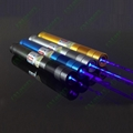 NEW metal cased OXLasers OX-BL8 445nm 1000-1300mW focusable burning blue laser