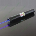 OXLasers OX-BL7 5 in 1 445nm 1000mW-1300mW adjustable burning blue laser pointer