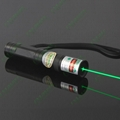 oxlasers OX-G1 100mW green laser pointer torch with visible beam FREE SHIPPING