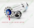 oxlasers GATLING STYLE OX-BX1  1000mW 1W  focusable burning blue laser pointer