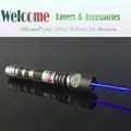 oxlasers OX-BX6  1000mw -1500mw 445nm-450nm focusable burning blue laser pointer