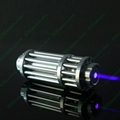 OXLasers OX-BX1 Gatling style burning 2W focusable cool blue laser pointer
