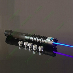 OXLasers OX-BX5 445nm 3000mw focusable blue burning laser