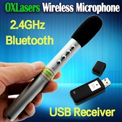 OXLasers portable 2.4GHz