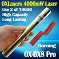 OXLasers OX-BX8 Pro. full brass 4000mw