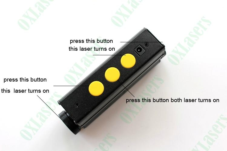 OXLasers NEW dual head green laser pointer green laser sword for dj party club  9