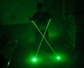 OXLasers NEW dual head green laser pointer green laser sword for dj party club