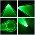 auto moving green laser gloves palm laser for DJ dancing club rotating laser