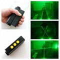 OXLasers NEW dual head green laser pointer laser sword for dj party dance laser  6