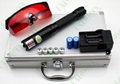 5000mw/5W OXLasers OX-BX5 the most powerful burning blue laser pointer 8