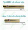 OXLasers 1000mW/1W 520nm grass green laser pointer fat beam super bright