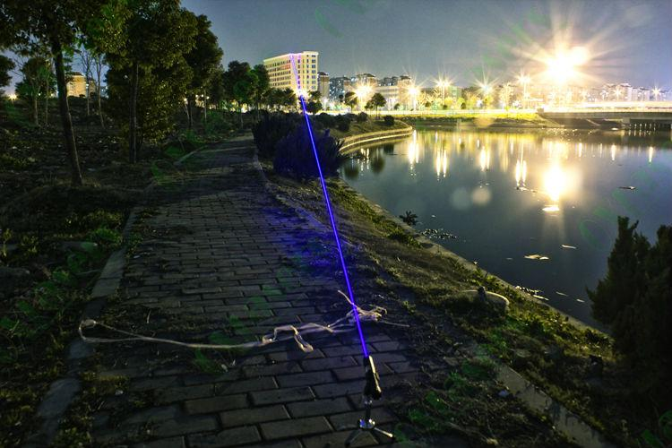 OXLasers OX-B40 445nm 450nm 3000m 3kmW focusable burning blue laser pointer star 3