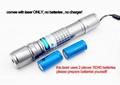 OXLasers OX-B40 445nm 450nm 3000m 3kmW focusable burning blue laser pointer star 6