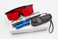 OXLasers OX-B40 445nm 450nm 3000m 3kmW focusable burning blue laser pointer star 8