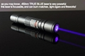 OXLasers OX-B40 445nm 450nm 3000m 3kmW focusable burning blue laser pointer star