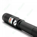 OXLasers OX-BX9 5000mW Burning Laser Torch 445nm Focusable blue laser pointer