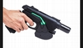 oxlasers 445nm burning 3W blue laser gun laser pointer gun laser focusable  15
