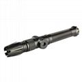 4W oxlasers BX980 450nm 4000mw focusable burning blue laser pointer laser sabler 3
