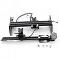oxlasers 3000mw 3.5W GBRL PWM blue laser engraver DIY CNC laser cutting machine 6