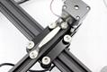 oxlasers 3000mw 3.5W GBRL PWM blue laser engraver DIY CNC laser cutting machine 10