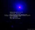 50mw Blue Purple Laser  pointer/UV aser pen/star pointer Free Shipping