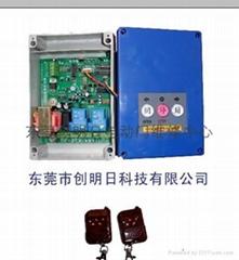 東莞伸縮電動門配件輪子控制器
