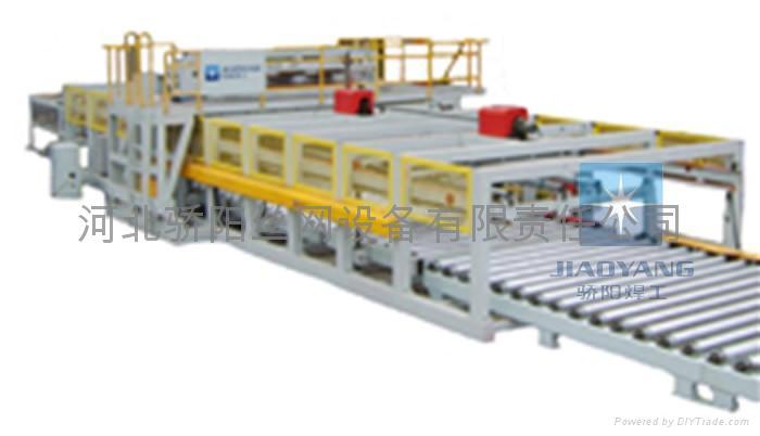 安平县钢筋网自动排焊机 2