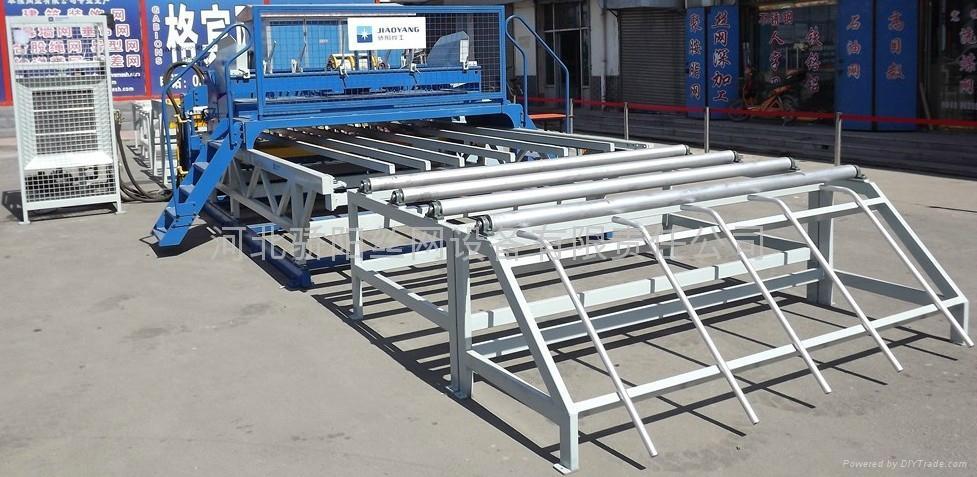 桥梁工程钢筋网焊机 2