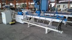调直段丝机器