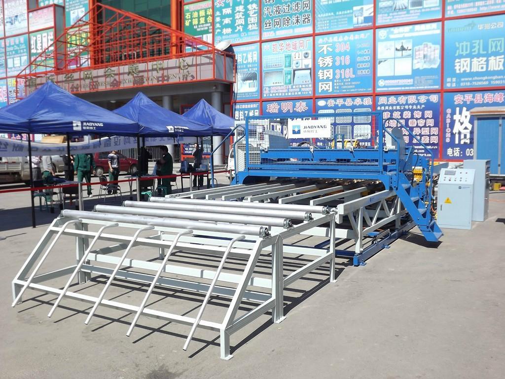 桥梁工程钢筋网焊机 4