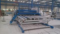 鋼觔網自動排焊機