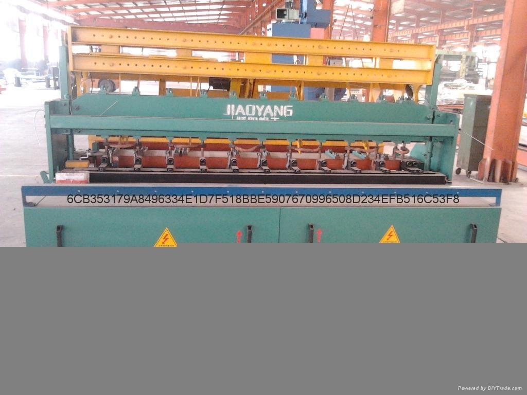 安平骄阳丝网焊接机 4