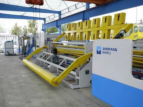 安平县钢筋网自动排焊机 1