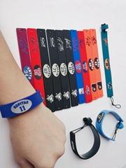Bracelet wrist band