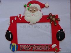 圣诞节庆磁性相框