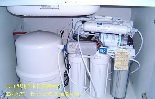 台湾康富乐纯水机全自动ROB4 康富乐 全自动纯水机  1