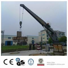 Global services Ship crane