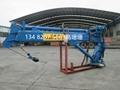 Global services hydraulic crane