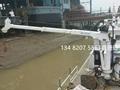 hydraulic hose for deck crane