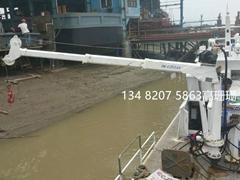 上海BANGDING液壓伸縮折臂吊機