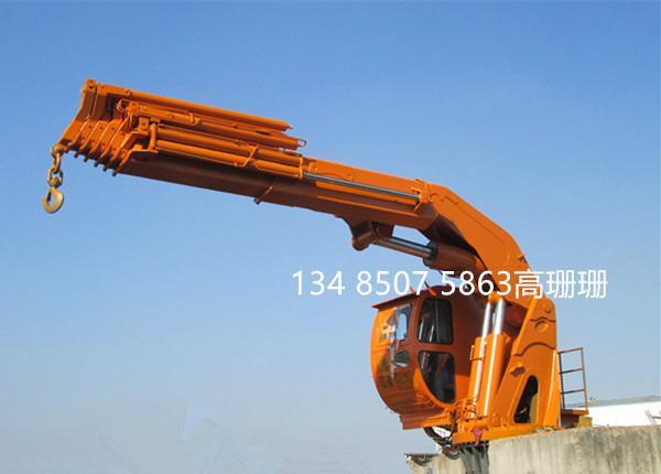 Hydraulic Hose Crane 2