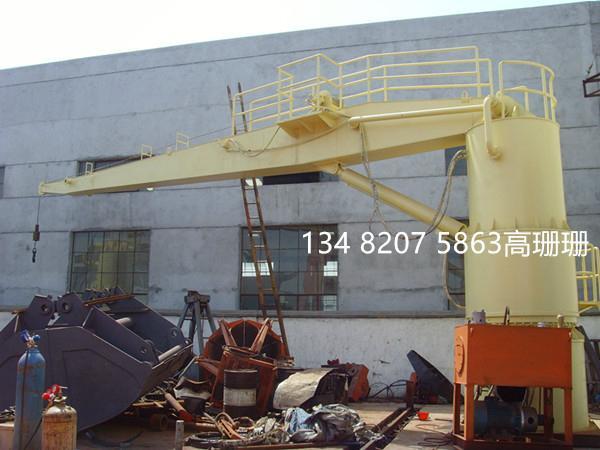 Hydraulic Hose Crane 1