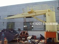 Hydraulic Hose Crane