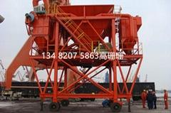 上海BANGDING移动漏斗 工业散货漏斗厂家