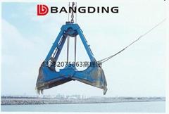 上海BANGDING机械手拉抓斗